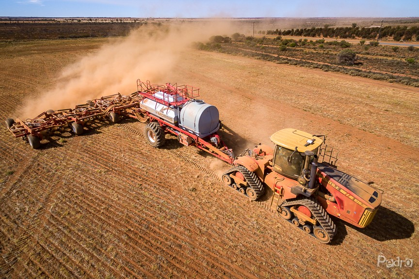 Morris seeding auto pack effective